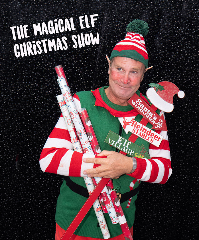 The Magical Elf Christmas Show 1